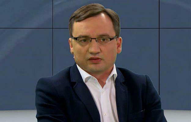 Ziobro: wypowiedź Jana Tomasza Grossa mogła być inspirowana z Polski