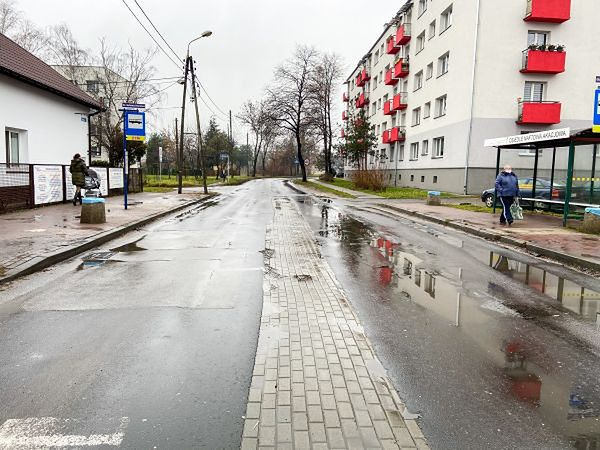 Już niedługo ul. Naftowa w Sosnowcu zmieni się nie do poznania.
