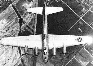 Latające fortece - bombowce B-17