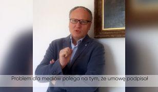 Gliński i Czartoryscy: opera mydlana. Lisicki zaprasza na Bitwę Redaktorów o 9:45 na WP