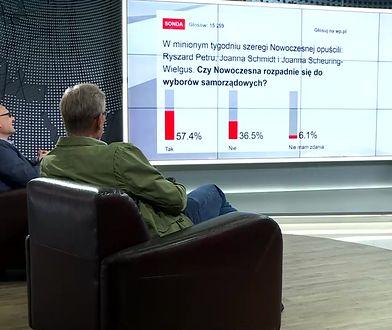 """Połączenie Biedronia, Nowackiej i Petru. """"Trójka z kabaretu"""""""