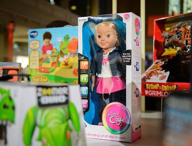 Ta zwykła lalka może być szpiegiem