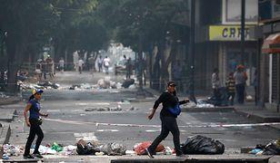 Wenezuela coraz bliżej wojny domowej. Maduro idzie na całość