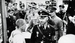 Heinrich Himmler - prezes stowarzyszenia Lebensborn