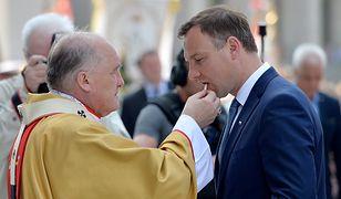 Dariusz Bruncz: Kościół twardym elektoratem