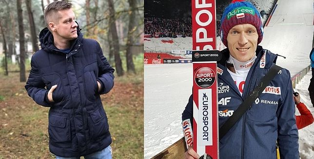Marcin Mroczek i Stefan Hula