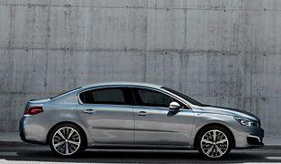 Utrata wartości pięciu sedanów klasy średniej
