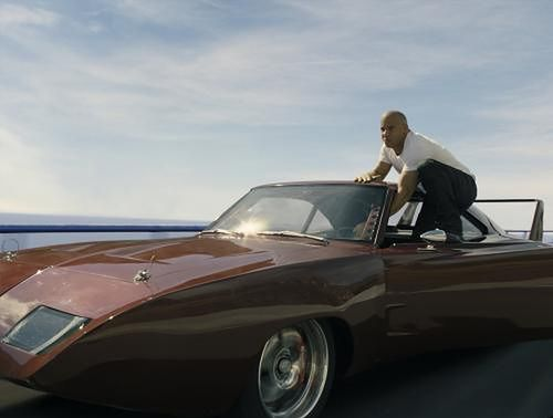 Vin Diesel fot. UIP