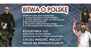 W grze można się wcielić w dowódcę polskiej armii i odeprzeć najazd fanatycznych terrorystów.
