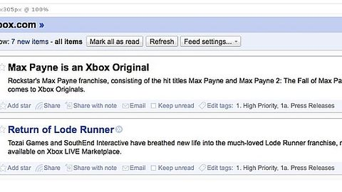 Max Payne w Xbox Originals