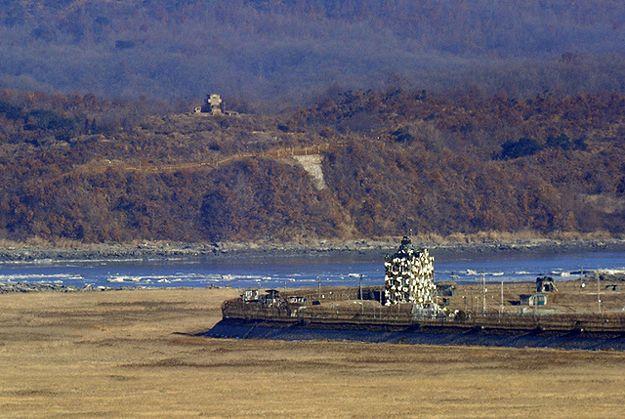 Jest porozumienie pomiędzy Koreą Północną i Południową. Pjongjang wyraził żal z powodu wybuchu min