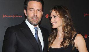 Ben Affleck po związku z Jennifer Garner znalazł miłość. Z byłą żoną nadal chce utrzymywać relacje