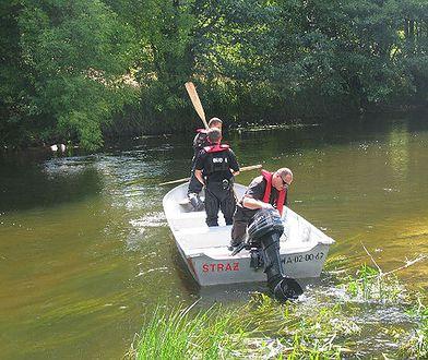 Zwłoki 77-latka wyłoniły się z rzeki. Szukali go od stycznia