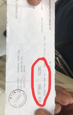 Emerytka ma 72 lata i otrzymuje 848 złotych.