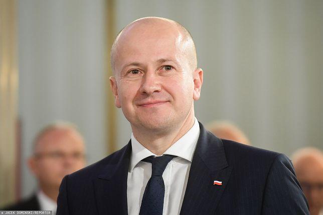 Bartłomiej Wróblewski kandydatem PiS na RPO?