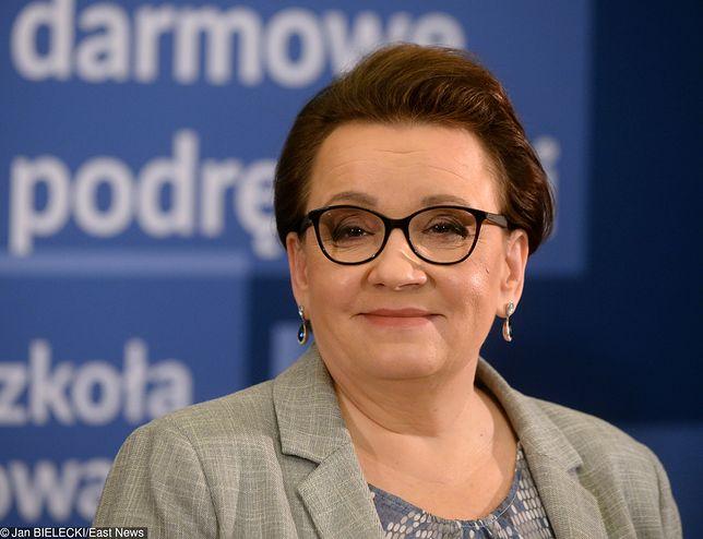 Zalewska komentuje rekrutacje do liceów. Trzaskowski nie kryje oburzenia