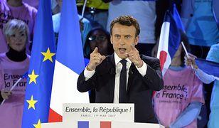 Wybory we Francji. Niemal pewne zwycięstwo partii Macrona