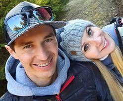 Kamil Stoch wyjaśnił wczesny ożenek. Piękne słowa o żonie