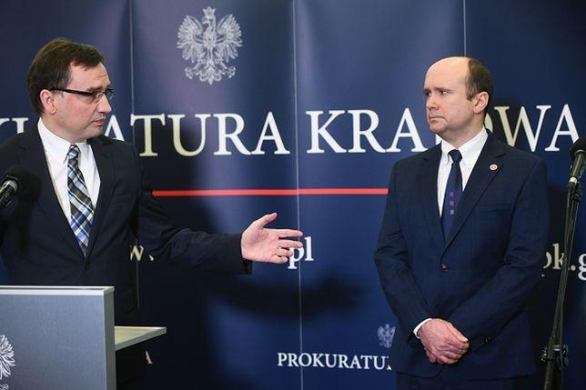 Zbigniew Ziobro: ten prokurator ocalił dobre imię wrocławskiej prokuratury