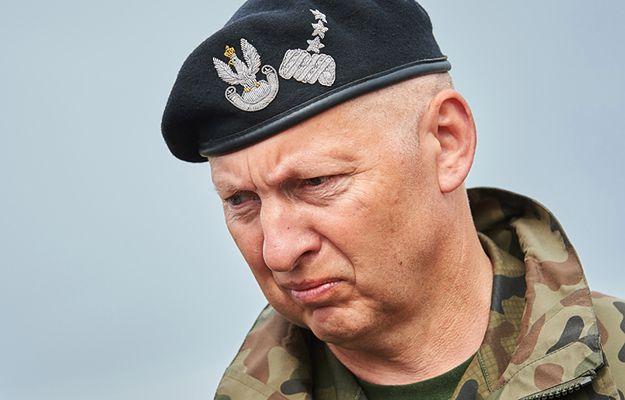 Gen. Mirosław Różański złożył rezygnację