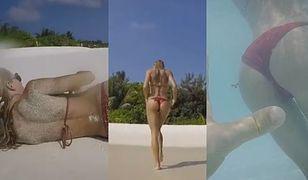 Ewa Chodakowska opublikowała seksowny filmik z wakacji. Przesada?