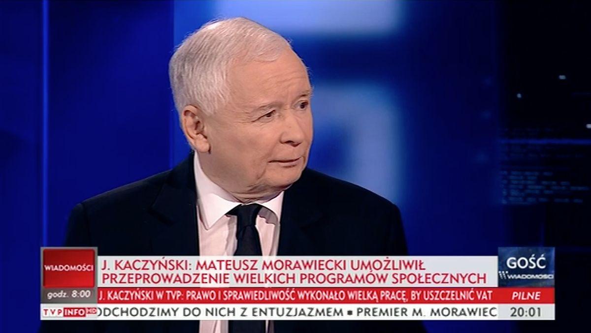Marcin Makowski: Naczelnik państwa nie stracił zaufania do delfina. Kaczyński ucina spekulacje na temat przyszłości Morawieckiego