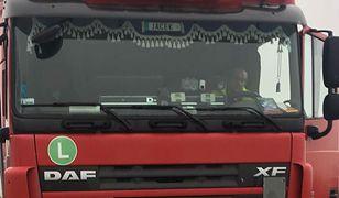 Słowaczka odnalazła kierowcę dzięki pomocy internautów.