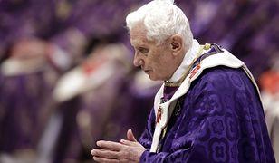 Papież-emeryt Benedykt XVI komentuje sprawę pedofilii w Kościele