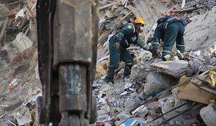 Magnitogorsk: rośnie liczba ofiar. Już 38 ciał wydobyto spod gruzów zawalonego budynku w Rosji