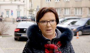 Ewa Kopacz kandydatką do europarlamentu?