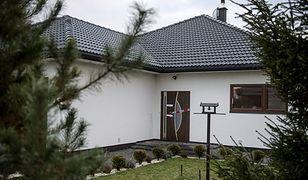 Miejsce zabójstwa rodziców 18-letniego Kamila N.