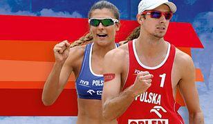 Plażowe kibicowanie przez cały weekend w Krakowie - Mistrzostwa Polski w Nowej Hucie