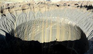 Kratery na Syberii