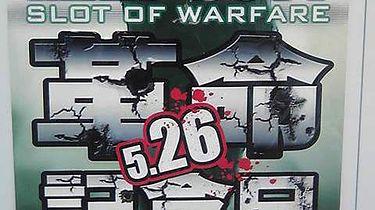 Max of Duty - Slot of Warfare: Tylko w Japonii