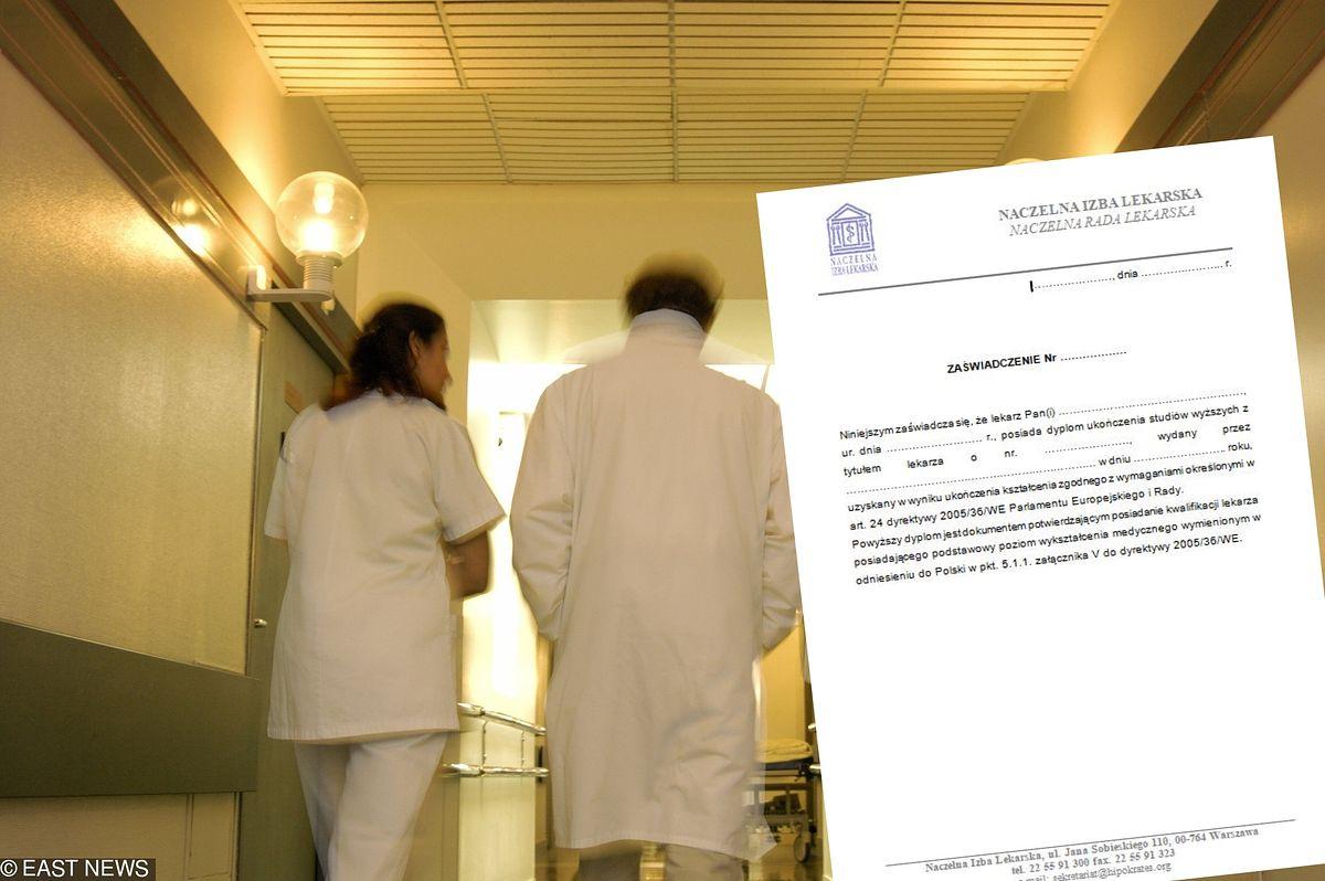 """SOR-y bez lekarzy, oddziały bez specjalistów. W Polsce nie ma komu leczyć. """"To jest katastrofa"""""""