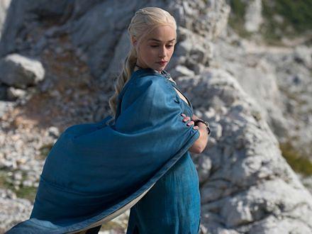 """""""Gra o tron"""": nowe zdjęcia z planu 5. sezonu"""