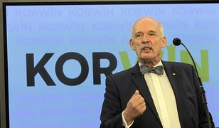 Janusz Korwin-Mikke: kobiety ukrywają swoją inteligencję