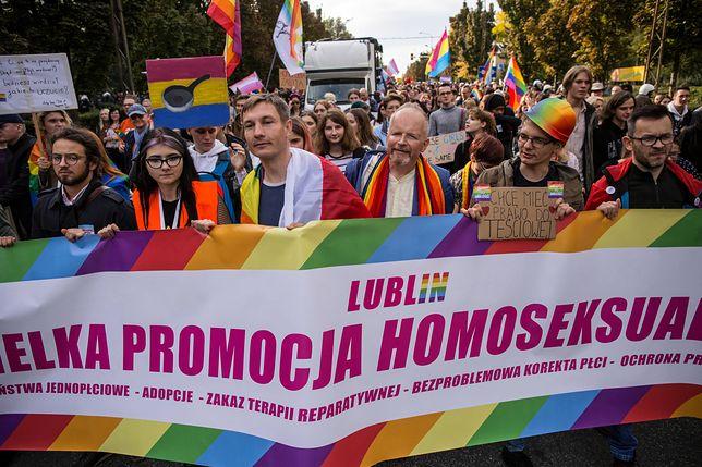 Organizator Marszu Równości złoży zawiadomienie do prokuratury ws. prezydenta Lublina Krzysztofa Żuka