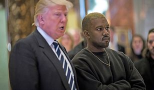 """Kanye West wywował małą aferę podczas ostatniego odcinka """"Saturday Night Live""""."""