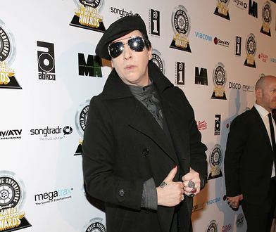 Marilyn Manson na 7. edycji rozdania Annual Guild Of Music Supervisors Awards