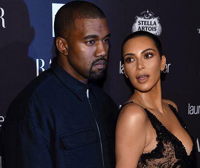Kanye West może liczyć na Kim Kardashian