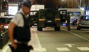 Belgia, atak nożownika na wojskowych