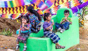 W Gwatemali Święto Zmarłych przybiera kolorową i wesołą formę