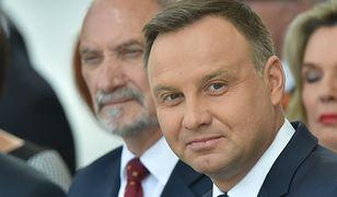 Andrzej Duda wezwany przez opozycję. Posłowie reagują na publikację WP