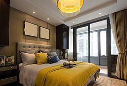 Magia światła w sypialni. Lampy, które dają świetny klimat