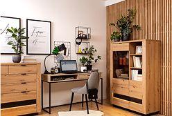 Kuchnia, salon czy sypialnia też mogą służyć jako Home Office