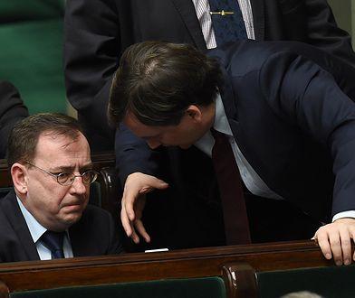 Sędzia Przyłębska chce wstrzymać sprawę Mariusza Kamińskiego