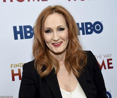 J.K. Rowling jest multimilionerką