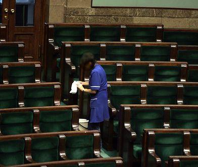 W tej kadencji Sejmu obyło się kilka razy mniej posiedzeń komisji niż w poprzednich