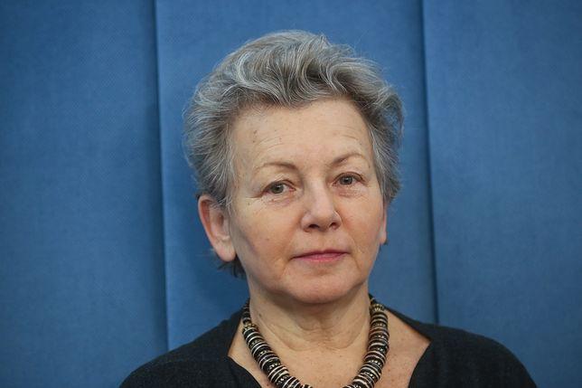 Profesor Monika Płatek uważa, że wyrok dla Komendy był wynikiem błędu całego społeczeństwa